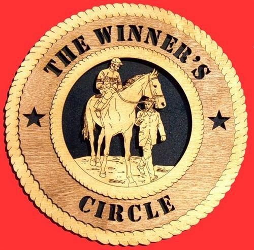 Laser Pics and Gifts: HORSE & JOCKEY  Plaque - Laser Pics & Gifts
