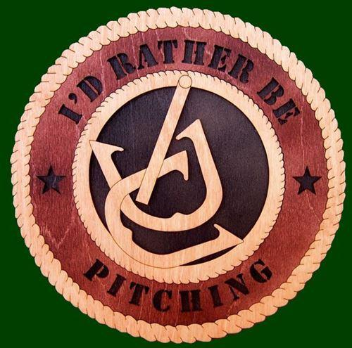 Laser Pics and Gifts: HORSESHOES Plaque - Laser Pics & Gifts