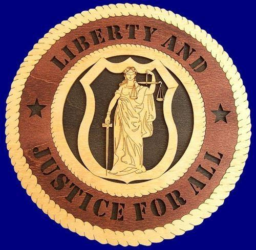 Laser Pics and Gifts: LAWYER - JUDGE Professional Plaque - Laser Pics & Gifts