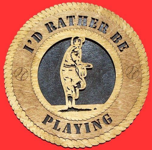 Laser Pics and Gifts: MALE BASEBALL PLAYER Plaque - Laser Pics & Gifts