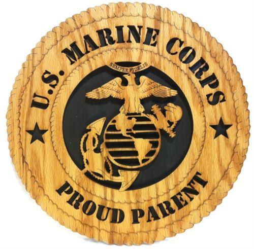 Laser Pics and Gifts: MARINE Military Plaque - Laser Pics & Gifts