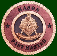 Laser Pics and Gifts: Mason Plaque - Laser Pics & Gifts