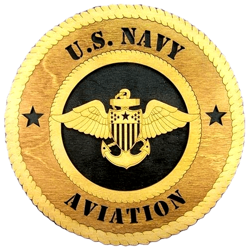 Laser Pics and Gifts: Navy AVIATION Military Plaque - Laser Pics & Gifts