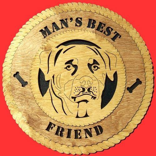 ROTTWEILER Dog Plaque