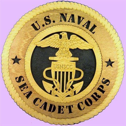 SEA CADET Military Plaque