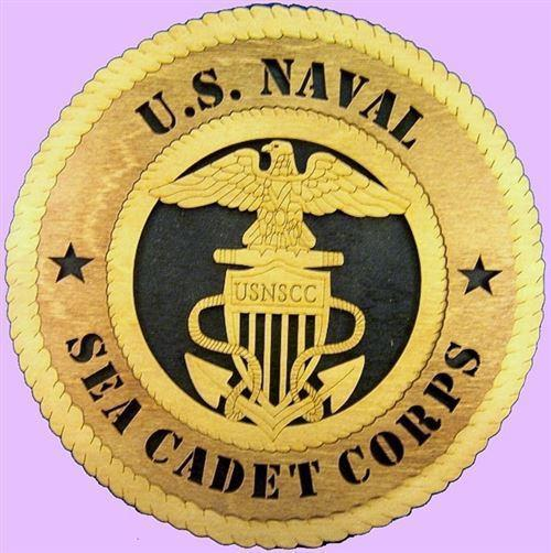 Laser Pics and Gifts:  SEA CADET Military Plaque - Laser Pics & Gifts