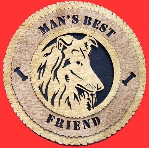 SHELTIE Dog Plaque