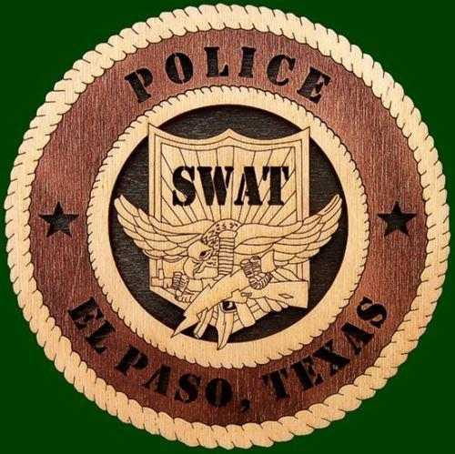 Swat Professional Plaque
