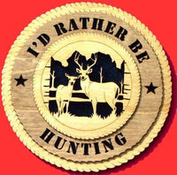 Laser Pics and Gifts:  TWIN DEER Plaque - Laser Pics & Gifts