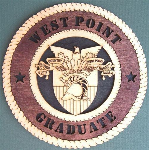 Laser Pics and Gifts:  WEST POINT Military Plaque - Laser Pics & Gifts