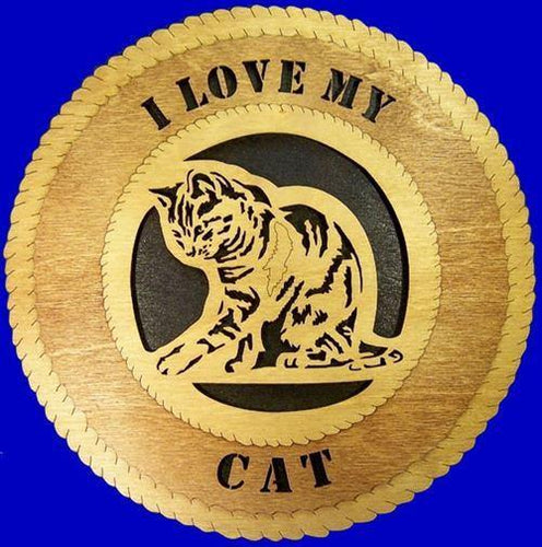 Laser Pics and Gifts: KITTEN Plaque - Laser Pics & Gifts