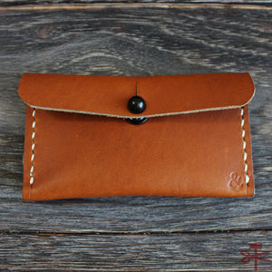 Small Coin Pouch - White Oak