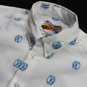 Hadouken Jacquard Shirt - Regular Shirt