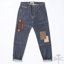 WHT Boro Patchwork Left Hand Twill - Easy Guy fit size 32