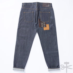 WHT Boro Patchwork Left Hand Twill - Easy Guy fit size 34