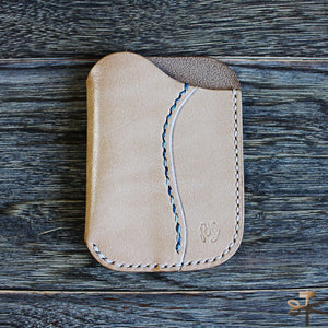 Card Pocket - Natural