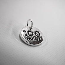 Load image into Gallery viewer, Silver Plated Disc Charm