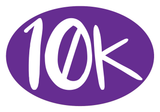 10k Oval Decal (L)