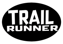 Load image into Gallery viewer, Trail Runner Oval Decal