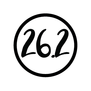 26.2 Colored Round Decal (L) - 11 Colors Available
