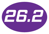 26.2 Oval Decal (C) - 11 Colors Available