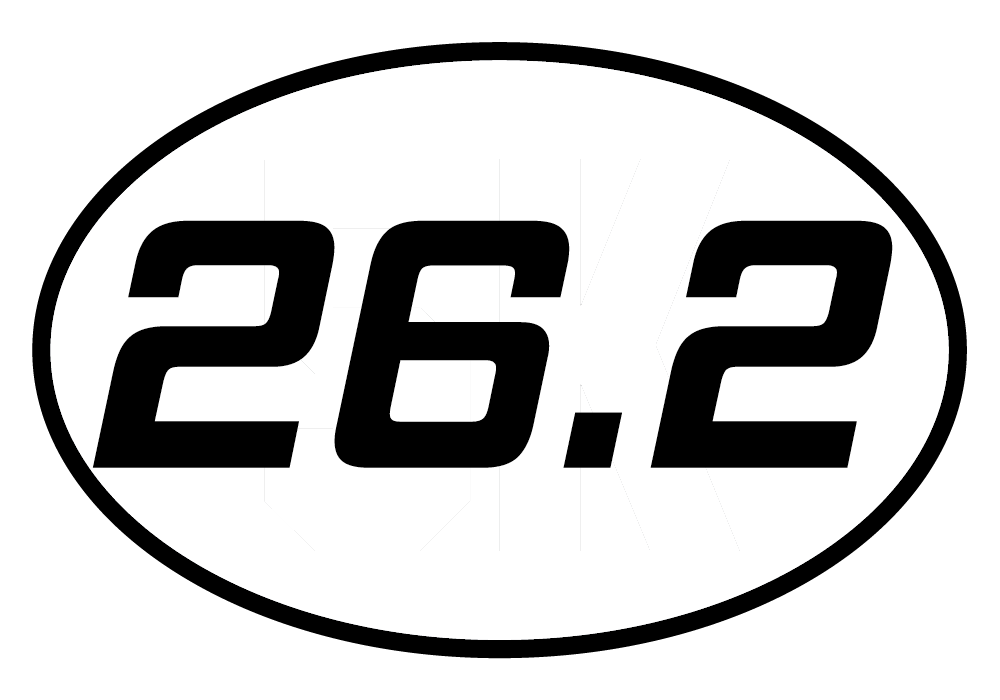 26.2 Colored Oval Decal (C)