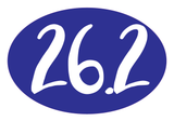 26.2 Oval Decal (L) - 11 Colors Available