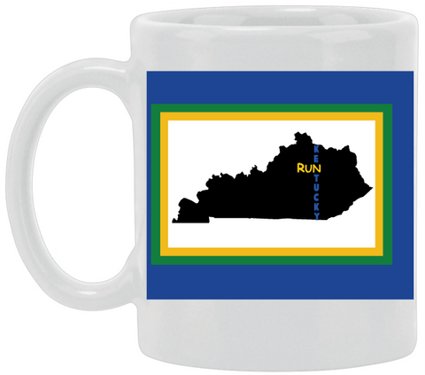 Kentucky Run - Runtucky Ceramic Mug