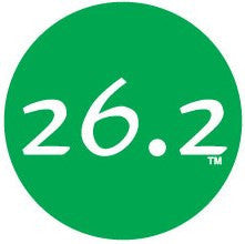 26.2 Colored Round Decal - Green