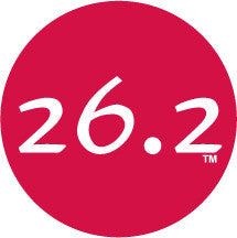 26.2 Colored Round Decal - Red
