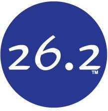26.2 Colored Round Decal - Blue