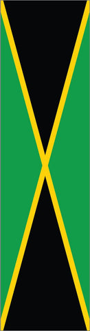 Jamaica Country Flag Headband