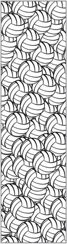 Headband - Volleyballs