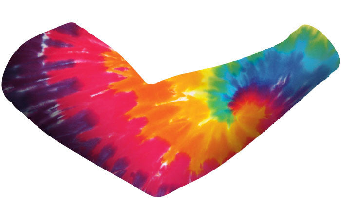 Tie-Dye Arm Sleeves