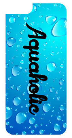 Aquaholic Water Drops iPhone 6/6S Case