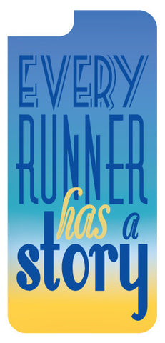 Every Runner Has A Story iPhone 6/6S Case