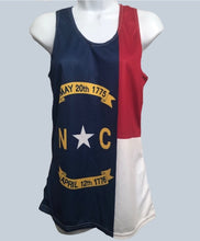 Load image into Gallery viewer, North Carolina Flag -- Women's Tank
