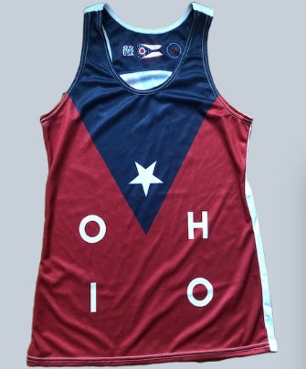 Ohio Flag -- Men's Tank