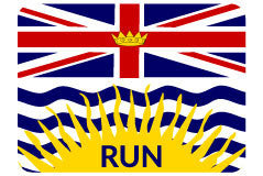 British Columbia Flag Magnet
