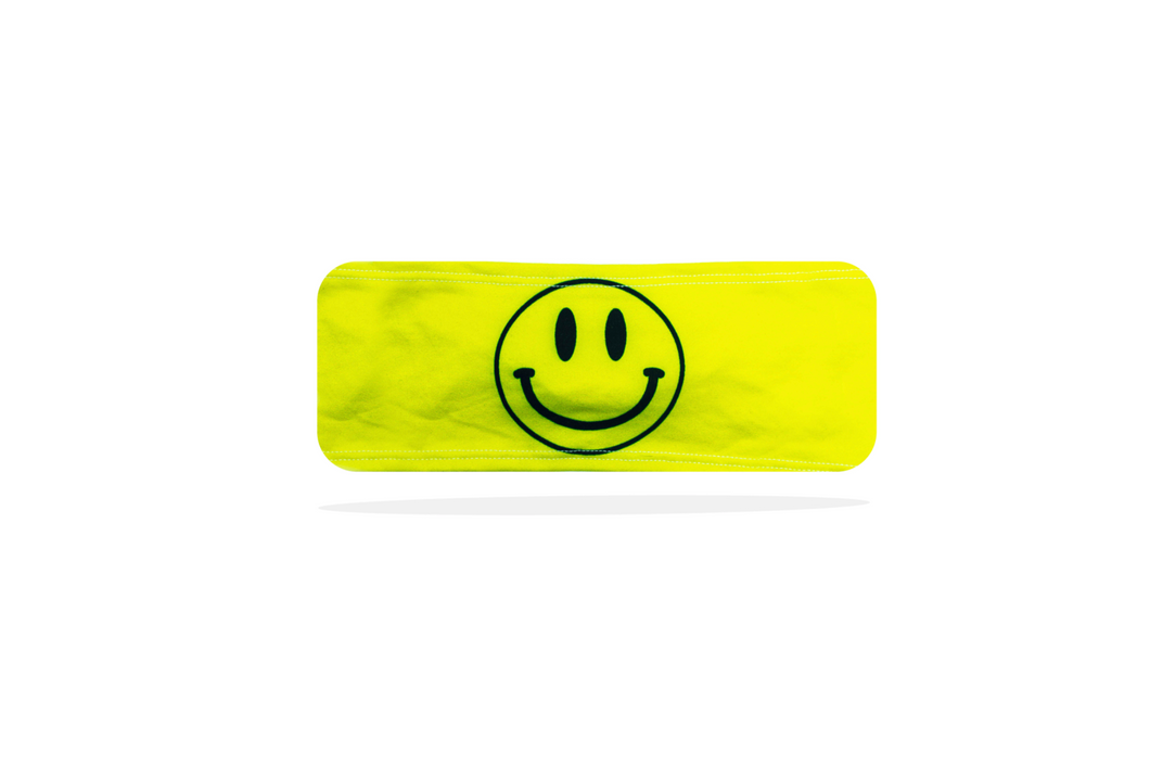 Smiley Face Headband