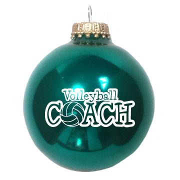 Volleyball Member Ornament