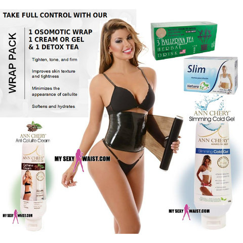 MYSEXY WRAP PACK - The Mysexywaist.com Store