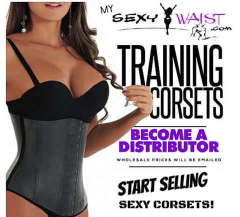 $200 BUY-IN WHOLESALE KIT WITH 5 WAIST TRAINERS & 2 BUTTLIFTERS. (ACCESS TO PRIVATE WHOLESALE SITE) - The Mysexywaist.com Store