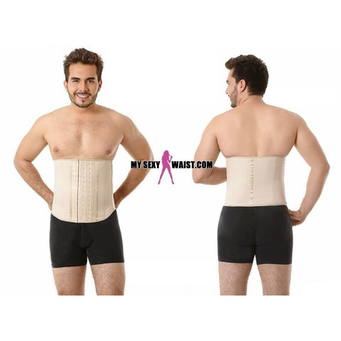MYSEXYWAIST MEN'S CLASSIC LATEX TRAINER - The Mysexywaist.com Store