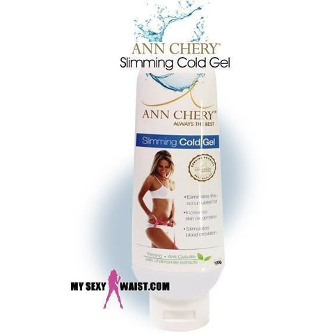 ANN CHERY SLIMMING COLD GEL-120G TUBE - The Mysexywaist.com Store