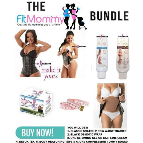 THE MYSEXYWAIST FIT MOMMY BUNDLE #1 - The Mysexywaist.com Store