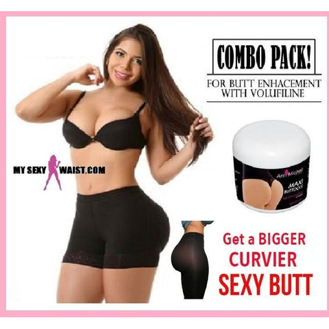 BUTT LIFTER & CREAM COMBO PACK - The Mysexywaist.com Store