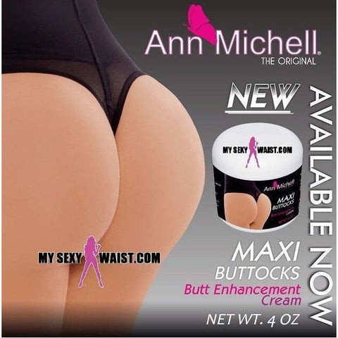 ANN MICHELL MAXI BUTTOCK CREAM - The Mysexywaist.com Store