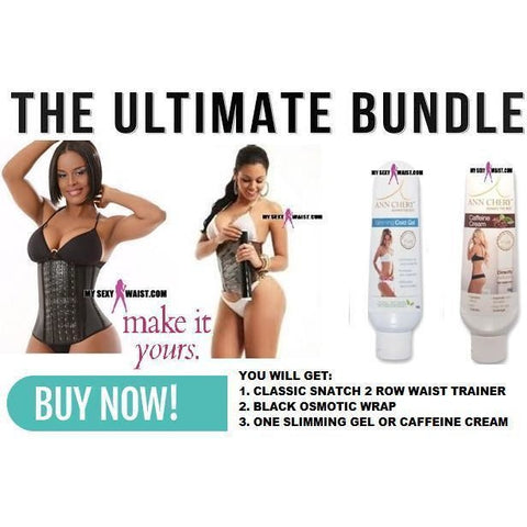 THE ULTIMATE MYSEXYWAIST BUNDLE #1