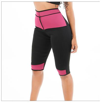 DELUXE NEOPRENE SPORT SWEAT PANTS W/ZIPPER - The Mysexywaist.com Store